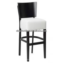Madera restaurante taburete silla de hotel XYH1022