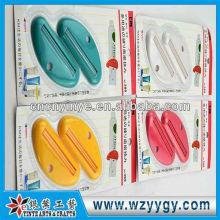Espremedor de pasta de dentes popular tubo de plástico personalizado promocional