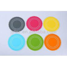 umweltfreundliche Silikon Tasse Matte Coaster