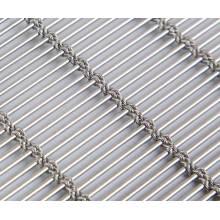 stainless steel food grade wire mesh conveyor belt