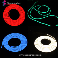 China Cabo flexível de néon ultra magro RGB do diodo emissor de luz da CC de 14.4W / M 24V IP68 SMD 5050