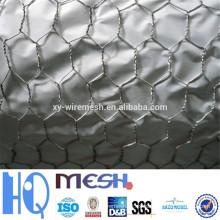 Alambre de pollo / malla de alambre hexagonal / red de estuco