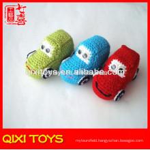 mini knitted best selling educational toys crochet knitting doll
