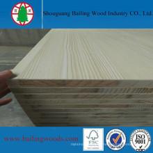 El mejor precio de los tableros de bloque del pino de la alta calidad y del pino de Quanlity18mm
