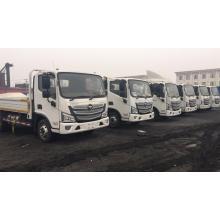 Foton Cargo Light Truck 2Ton 3Ton for Sales