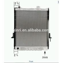 Медный радиатор для дизельного двигателя isuzu 4jb1 8973331400 8973331410