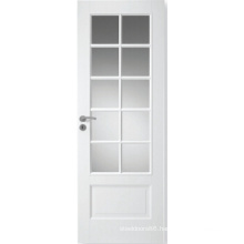 Bathroom Design Hot Products MDF Composite Door, Interior Door with Glass