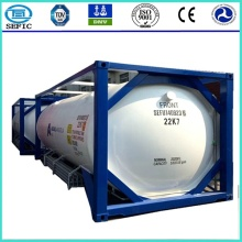 ISO GB150 Standard Asme Certification T75/T4 Tank Container