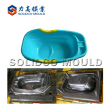 Plastic baby bathtub injection mold in Huangyan