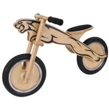 """Wooden Bike12"""" Jaguar/Rider/Baby Tricycle/Balance Scooter/Baby Toy"""