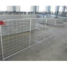 Chain Link Zaun mit Brace für Viehbestand
