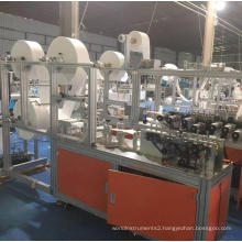 Hot selling mask making machine kn95 medical mask automatic production line