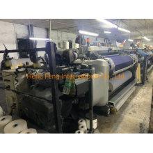 Vamatex Leonardo Silver Rapier Loom-190cm Used Textile Machine for Sale in Running Condition for Fashion Denim Jeans