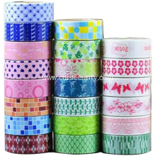 Adhesive Sticker Decorative Offer Printing Design Printing Washy Tape
