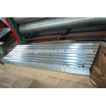 Oferta Prime SGCC eletro galvanizado chapa de aço / bobina / GI / HDGI para chapa de aço ondulada da telhadura material