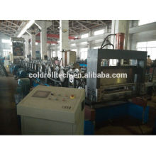 Rollo de acero de la bandeja de cable que forma la máquina, bandeja de cable de 100-800m m que forma la máquina
