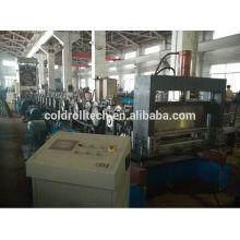 Rolo de aço da bandeja de cabo que forma a máquina, bandeja de cabo de 100-800mm que forma a máquina