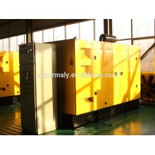 10KVA -1000KVA cerrado generador de biogas con Cummins / Deutz / jichai / zichai / motor yuchai
