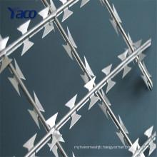 Cheap Galvanized Razor Barbed Wire