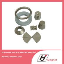 Various Shape of Neodymium Permanant Magnet on Motor