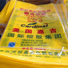 Printed PP Bag for Animal Feed, Fertilizer, Rice