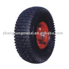 rueda de goma neumática PR1005