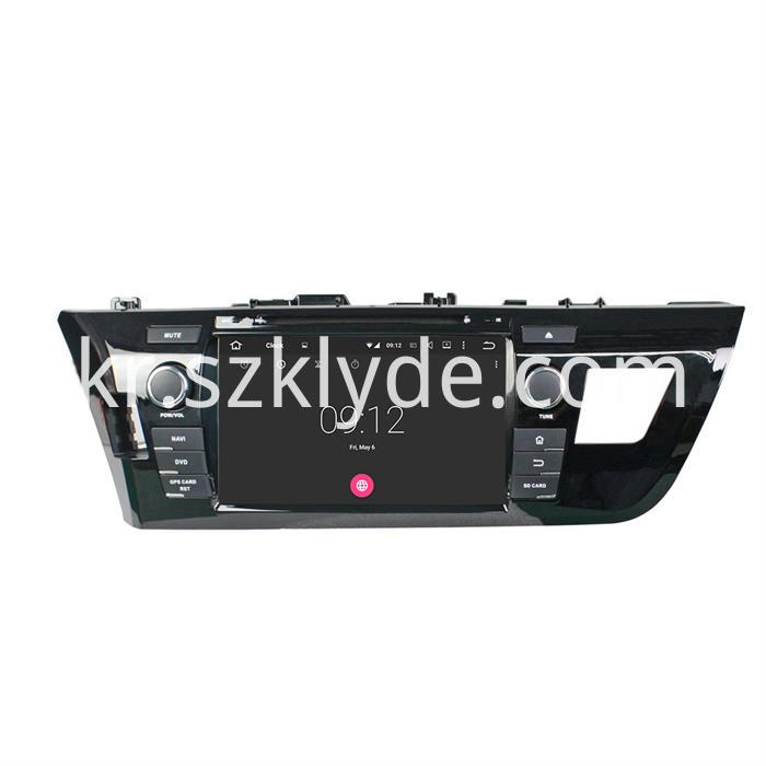 Toyota LEVIN CAR DVD PLAYER (4)