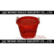Plastic Bushel Basket Mold