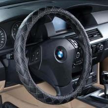 Carro volante capa couro ecológico-prata