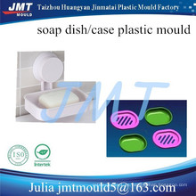 fabricante de moldes de inyección de plástico para plato de jabón bien diseñado
