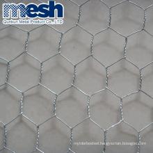 Small Hole 1/4 Inch Galvanized Hexagonal Chicken Wire Mesh