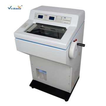Microtome à congélation semi-automatique