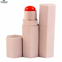 Hexagon Light Pink Shading Powder Tube
