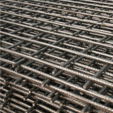 Maillage côtelé en acier renforcé en béton armé