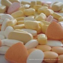 Química Farmacêutica de Alta Qualidade para Antimalaria Amodiaquine Tablet