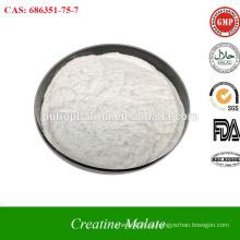 Polvo de creatina malato con alta calidad