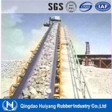 Mining Using Chemical Resistant Rubber Conveyor Belt