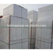 Incombustibillity verschiedene Art und Größe 1150 Grad Kalzium-Silikat-Platte aus China / Wärmedämmung