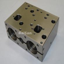 Hydraulic Valve Parts Aluminum alloy 6061 Manifolds