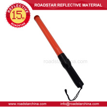 Security LED flash traffic baton