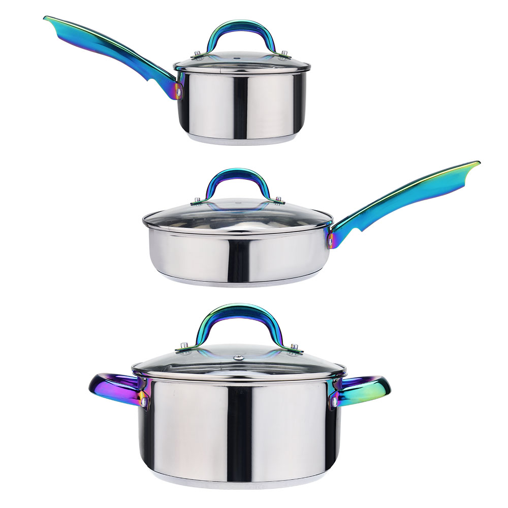 electroplated stockpot