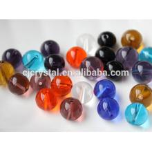 Glasperlen Rohmaterial Runde Glasperlen