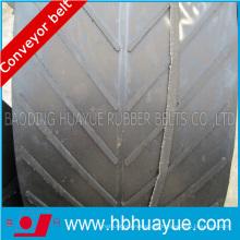 Material de manejo del cinturón del transportador de patrones especiales Ep / Nn