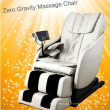 Musik Elektrische Luxus Shiatsu Leder Schwerelosigkeit Massage Stuhl