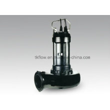 Electric No-Clog Submersible Sewage Water Pump for Waste Water
