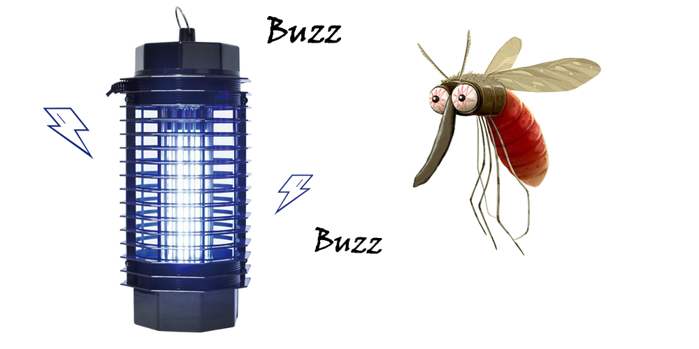 mosquito killer light