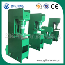 3 Functions Stone Pressing Machine for Marble Curb