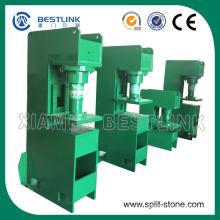 Máquina de pressão de pedra de 3 funções para o freio de mármore