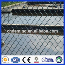wholesale used chain link fence with factory price, hot sell galvanized chain link fence