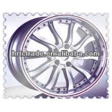17/18 pulgadas hermoso 5 agujero 100-114.3replica rueda de coche deportivo